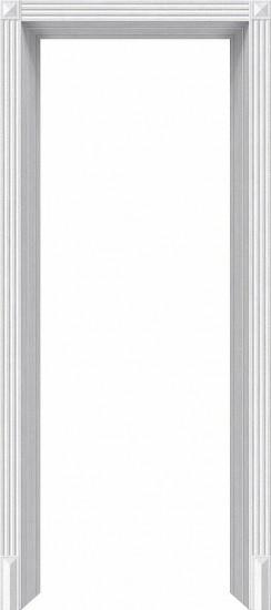 Портал межкомнатный DIY Classico Silver Ash
