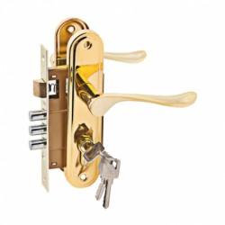 Дверной комплект LH 7036 - 891 PB  золото блест