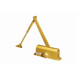 Доводчик 603 gold (от 50 до 80 кг.) морозостойкий золотой