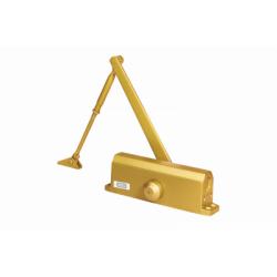 Доводчик 604 gold (от 80 до 120 кг.) морозостойкий золотой