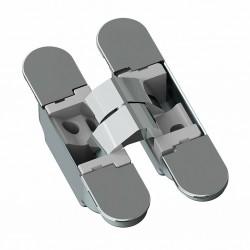 Петля дверная K1019 3D Хром