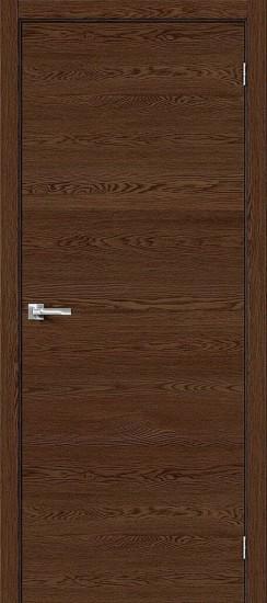 Межкомнатная дверь Браво-0 Brown Skyline
