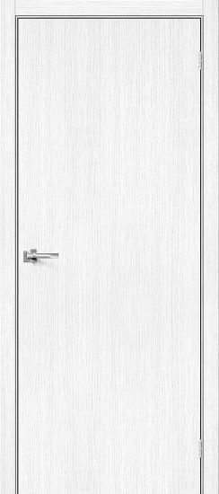 Межкомнатная дверь Браво-0 Snow Veralinga