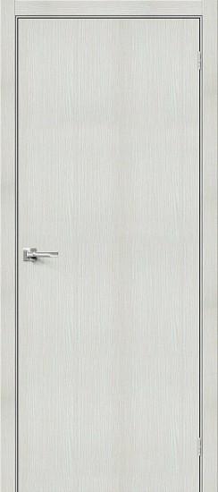 Межкомнатная дверь Браво-0 Bianco Veralinga