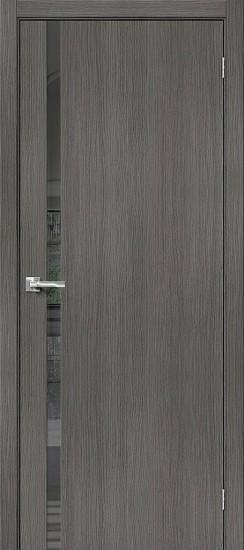 Межкомнатная дверь Браво-1.55 Grey Veralinga Mirox Grey