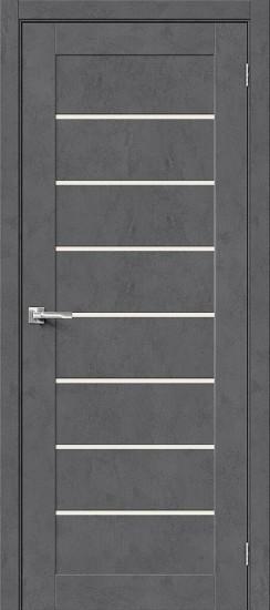 Межкомнатная дверь Браво-22 Slate Art Magic Fog