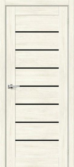 Межкомнатная дверь Браво-22 Nordic Oak Black Star