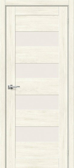 Межкомнатная дверь Браво-23 Nordic Oak Magic Fog