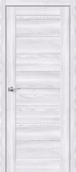 Межкомнатная дверь Браво-21 Riviera Ice