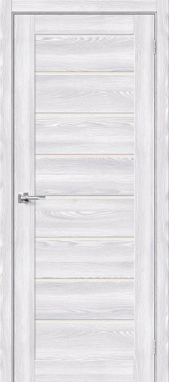 Межкомнатная дверь Браво-22 Riviera Ice Magic Fog