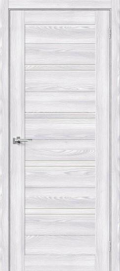 Межкомнатная дверь Браво-28 Riviera Ice Magic Fog