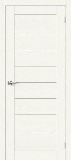 Межкомнатная дверь Браво-21 White Wood