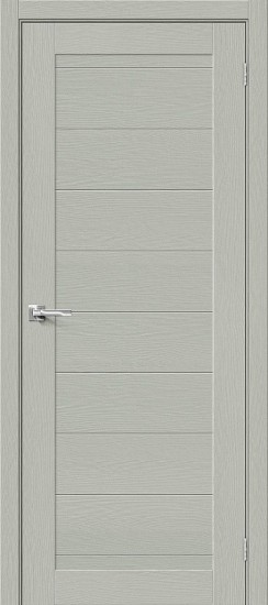 Межкомнатная дверь Браво-21 Grey Wood