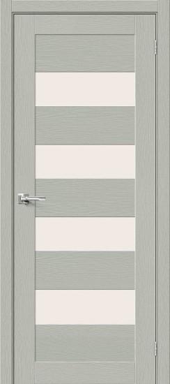 Межкомнатная дверь Браво-23 Grey Wood Magic Fog