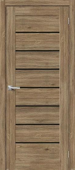 Межкомнатная дверь Браво-22 Original Oak Black Star