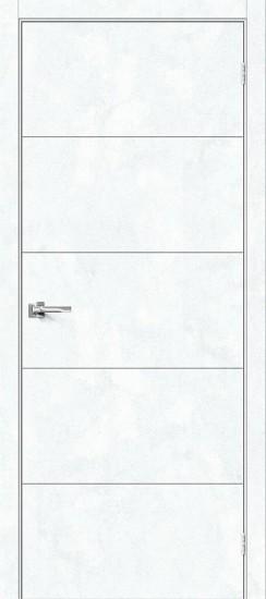 Межкомнатная дверь Граффити-2 Snow Art