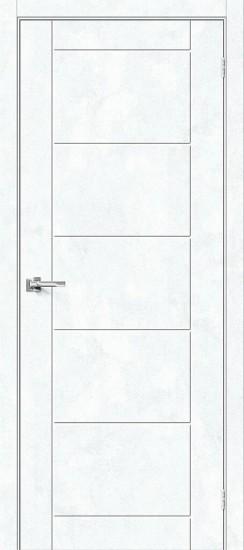 Межкомнатная дверь Граффити-4 Snow Art