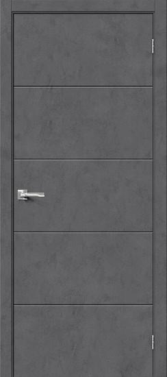 Межкомнатная дверь Граффити-2 Slate Art