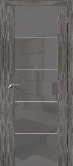 Межкомнатная дверь V4 S Grey Veralinga Smoke