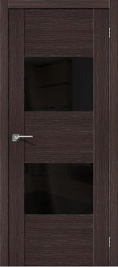 Межкомнатная дверь VG2 BS Wenge Veralinga Black Star