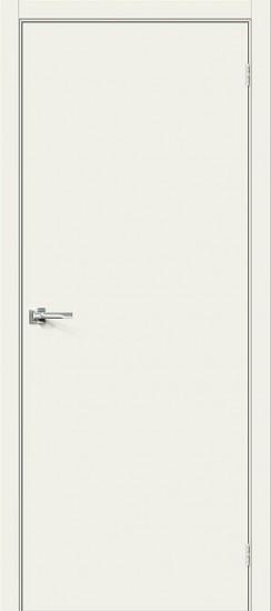 Межкомнатная дверь Браво-0 Whitey