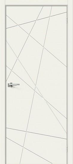Межкомнатная дверь Граффити-5 Whitey