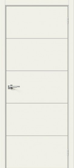 Межкомнатная дверь Граффити-1 Whitey