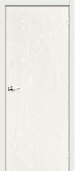 Межкомнатная дверь Браво-0 ST Whitey