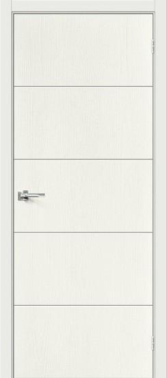 Межкомнатная дверь Граффити-2 ST Whitey