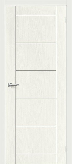 Межкомнатная дверь Граффити-4 ST Whitey