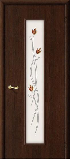Межкомнатная дверь 22Х Л-13 (Венге) Фьюзинг