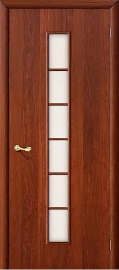 Межкомнатная дверь 2С Л-11 (ИталОрех) Сатинато