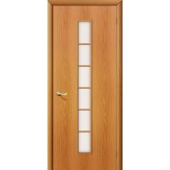 Межкомнатная дверь 2С Л-12 (МиланОрех) Сатинато