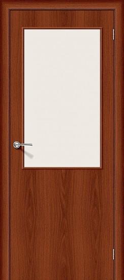 Межкомнатная дверь Гост-13 Л-11 (ИталОрех) Magic Fog