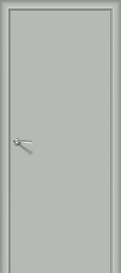 Межкомнатная дверь Гост-0 Л-16 (Серый)