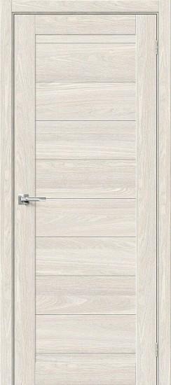Межкомнатная дверь Браво-21 Ash White