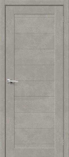 Межкомнатная дверь Браво-21 Gris Beton