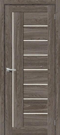 Межкомнатная дверь Браво-29 Ash Wood Magic Fog