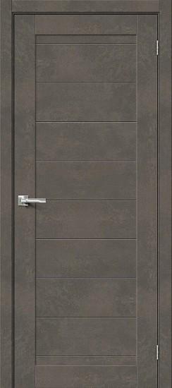 Межкомнатная дверь Браво-21 Brut Beton