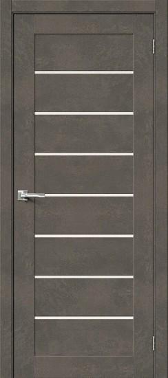 Межкомнатная дверь Браво-22 Brut Beton Magic Fog