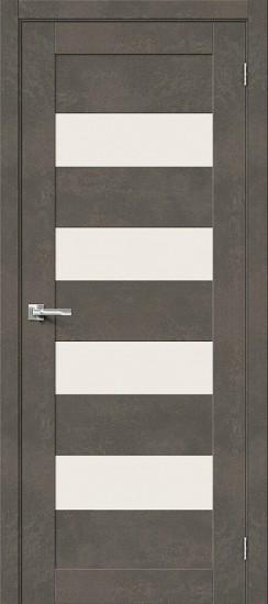 Межкомнатная дверь Браво-23 Brut Beton Magic Fog
