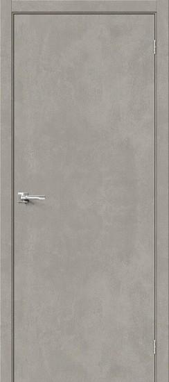 Межкомнатная дверь Браво-0 Gris Beton