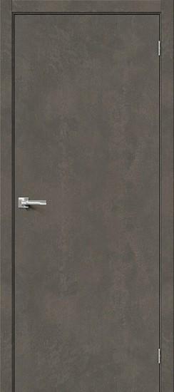 Межкомнатная дверь Браво-0 Brut Beton