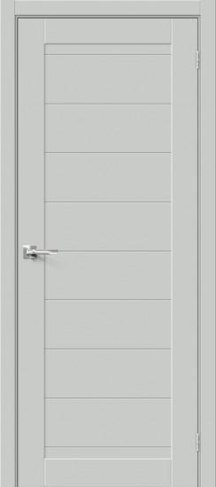 Межкомнатная дверь Браво-21 Grey Mix