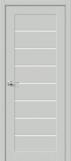 Межкомнатная дверь Браво-22 Grey Mix Magic Fog