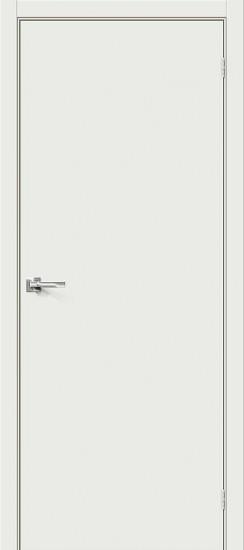 Межкомнатная дверь Браво-0 Super White