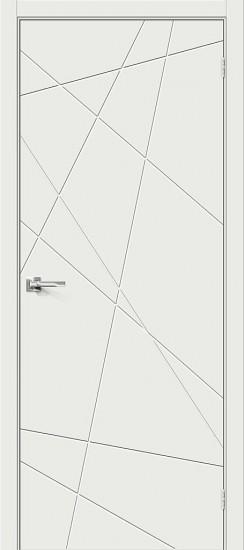 Межкомнатная дверь Граффити-5 Super White