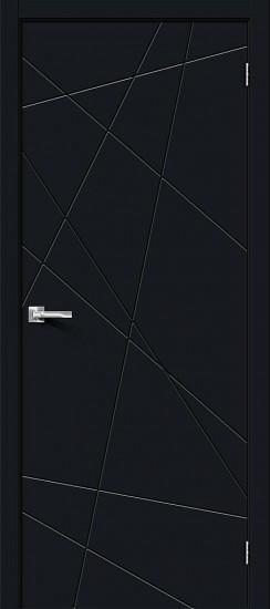Межкомнатная дверь Граффити-5 Total Black