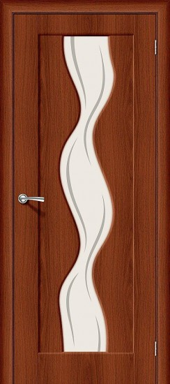 Межкомнатная дверь Вираж-2 Italiano Vero Art Glass