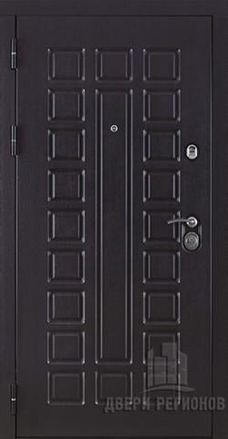 Дверь входная Консул Венге
